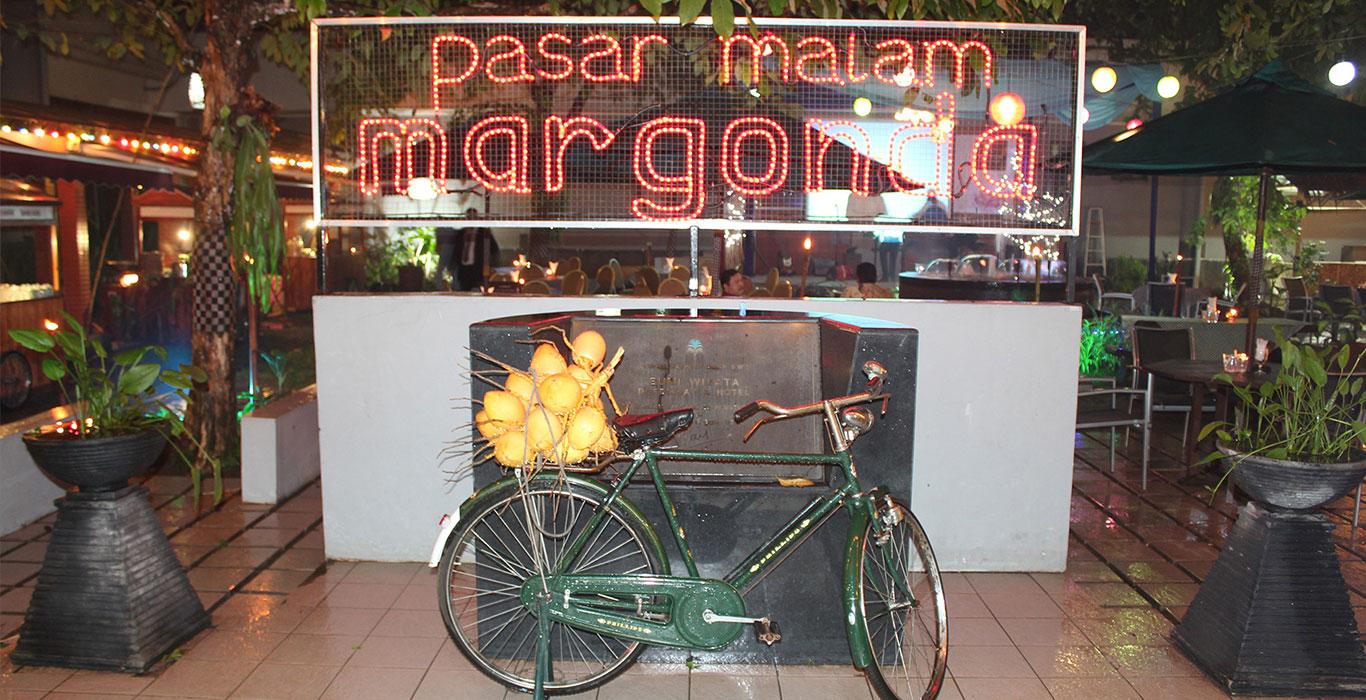 Pasar Malam Margonda