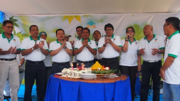 HUT Hotel Bumi Wiyata Ke 19th